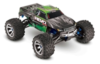 Traxxas Revo 3.3 RTR 4wd Nitro Truck with green body