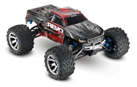 Traxxas Revo 3.3 RTR 4wd Nitro Truck with red body
