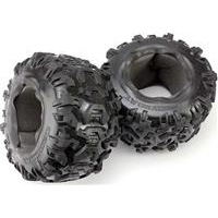 "Traxxas Summit Canyon At 3.8"" Tires With Foam Inserts (2)"
