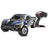 Traxxas Slash 2wd RTR SC Truck with Blue/Silver Body