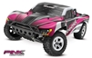 Traxxas Slash 2wd RTR SC Truck with Pink Body