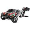 Traxxas Slash 2wd RTR SC Truck with Red/Silver Body
