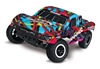 Traxxas Slash 2wd RTR SC Truck with XL-5 ESC and Hawaiian #4 Body