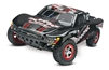 Traxxas Slash 2wd RTR SC Truck with XL-5 ESC and Mike Jenkins Edition #47 Body