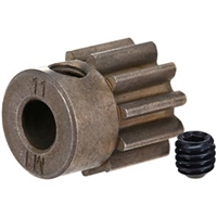 Traxxas X-Maxx Pinion Gear-11 Tooth (1.0 Metric Pitch)