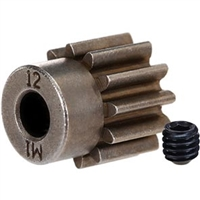 Traxxas X-Maxx Pinion Gear-12 Tooth (1.0 Metric Pitch)