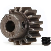 Traxxas X-Maxx Pinion Gear-16 Tooth (1.0 Metric Pitch)