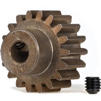 Traxxas X-Maxx Pinion Gear-18 Tooth (1.0 Metric Pitch)