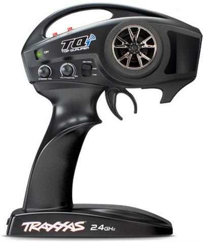 Traxxas TQi 2.4 GHz 2 channel Transmitter, High Power, Link Enabled