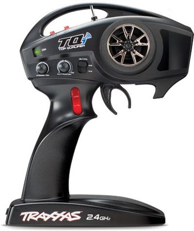 Traxxas TQi 2.4ghz 4ch Transmitter, High Power, Link Enabled