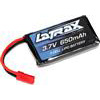 Traxxas Alias Battery Pack, 650mAh 20c 3.7v Lipo