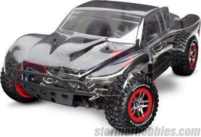 Traxxas Slash 4x4 Platinum Low CG Short Course Truck