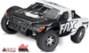 Traxxas Slash 4x4 Short Course RTR Truck with TSM and FOX Body