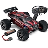 Traxxas 1/16th E-Revo VXL RTR with TSM, TQi Radio and Red Body