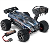 Traxxas 1/16th E-Revo VXL RTR with TSM, TQi Radio and Silver Body