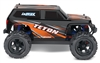 LaTrax 1/18th Teton 4wd RTR Monster Truck with orange body