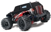 LaTrax 1/18th Teton 4wd RTR Monster Truck with red body