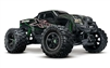 Traxxas X-Maxx 4x4 8S Extreme Size Monster Truck, brushless, GREEN color