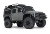Traxxas TRX-4 Land Rover Crawler 1/10th RTR with silver body
