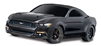 Traxxas 4-Tec 2.0 Ford Mustang GT XL-5 AWD RTR with TQ 2.4GHz Radio with black body