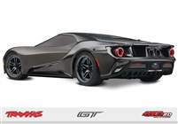 Traxxas 4-Tec 2.0 Ford GT AWD XL-5 Supercar with black body