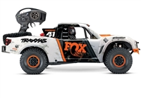 Traxxas Unlimited Desert Racer RTR Truck with Fox UDR Body