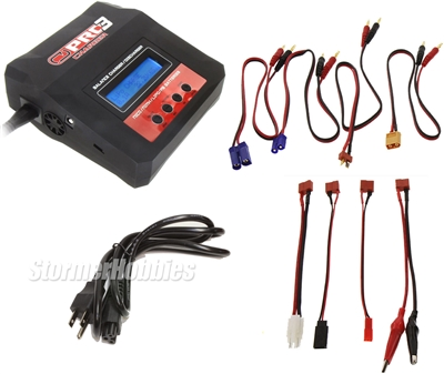 Venom Pro 3 7Amp LiPo and NiMH Battery Balance AC/DC Charger