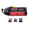 Venom 5000mAh 50C 11.1V 3S Lipo Battery Pack with Universal Plug System