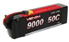 Venom 9000mAh 50C 14.8V 4S Lipo Battery Pack with Universal Plug System