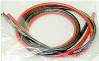 Deans Wet Noodle 12 Gauge Wire-Red And Black, 2 Feet Each Color
