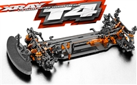Xray T4 2019  Specs Team Touring Car Kit with Aluminum Chassis