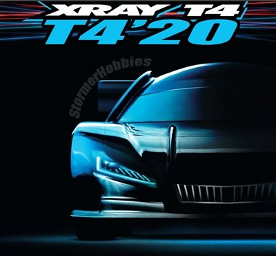 Xray T4 2020 Spec Team Touring Car Kit with Graphite Chassis