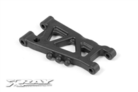 Xray T4/T3/T2 Rear Suspension Arm-Graphite, 1-hole (1) V2