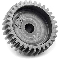 Xray Pinion Gear-48 Pitch, 32t Steel