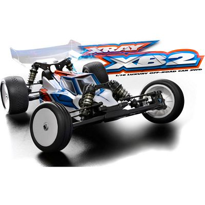 Xray XB2 2016 1/10 Electric 2wd Buggy Kit, dirt edition