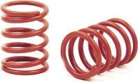Xray NT1 Front Shock Springs, light red, 38.5 lbs (2)