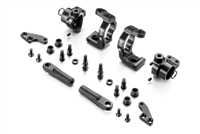 Xray XT8 Front Aluminum Conversion Set