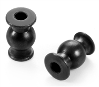 Xray Ball Studs-6.8mm with Backstop - M3 (2)
