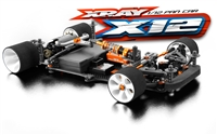Xray X12 2018 EU Spec 1/12th Pan Car with graphite chassis