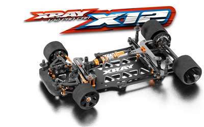 Xray X12 2018 US Spec 1/12th Pan Car with Aluminum chassis