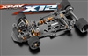 Xray X12 2019 US Spec 1/12th Pan Car with Aluminum chassis
