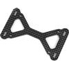 Xray X10 2015 Arm Mount Plate, Graphite 2.5mm