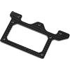 Xray X10 2015 Graphite Lower Pod Plate, 2.5mm
