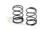 Xray X1/X12 Straight Side Springs, Black, C=1.2 (2)