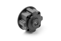 Xray X1/X12 Gear Differential Case, graphite composite