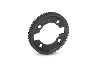 Xray X1/X12 Composite Gear Diff Spur Gear-76 tooth, 64 pitch