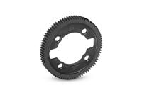 Xray X1/X12 Composite Gear Diff Spur Gear - 80 tooth, 64 pitch