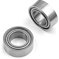 Xray Ball Bearings, 4 x 7mm (2)