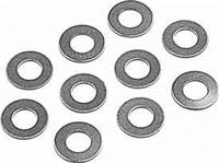 Xray Spacer Washers, 3 x 6 x .3mm (10)