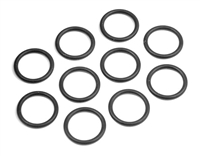 Xray T4/XB9 O-Rings, 10 x 1.5mm (10)